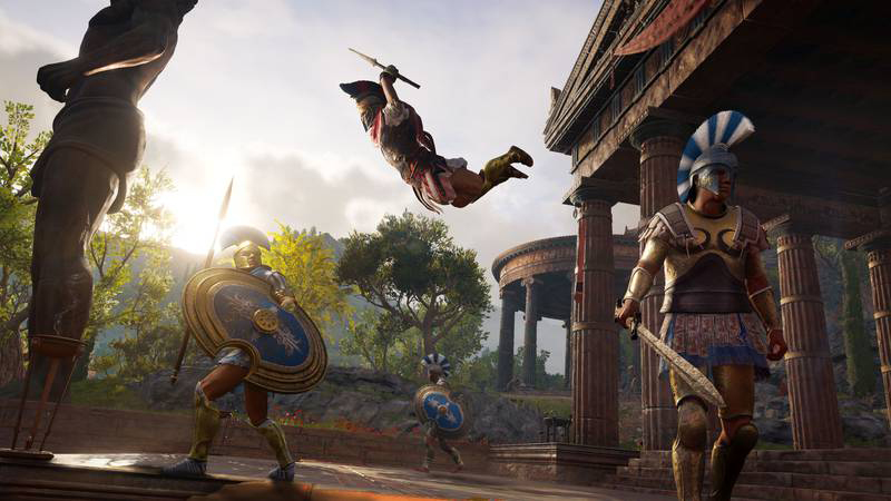 Assassin's Creed: Odyssey | игра для PS4
