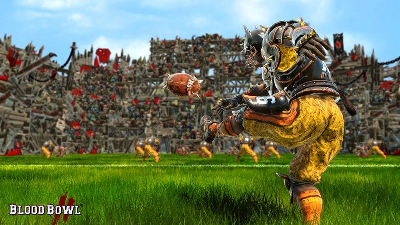 Blood Bowl (II) 2 | игра для PS4