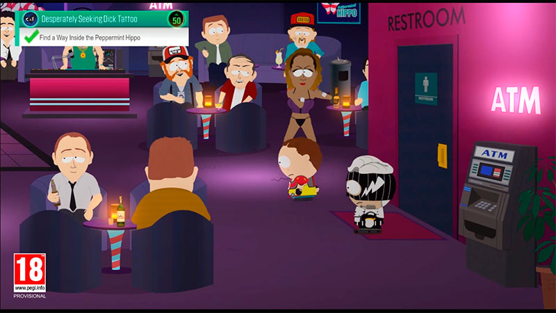 South Park: The Fractured But Whole Deluxe Edition | игра для Xbox One