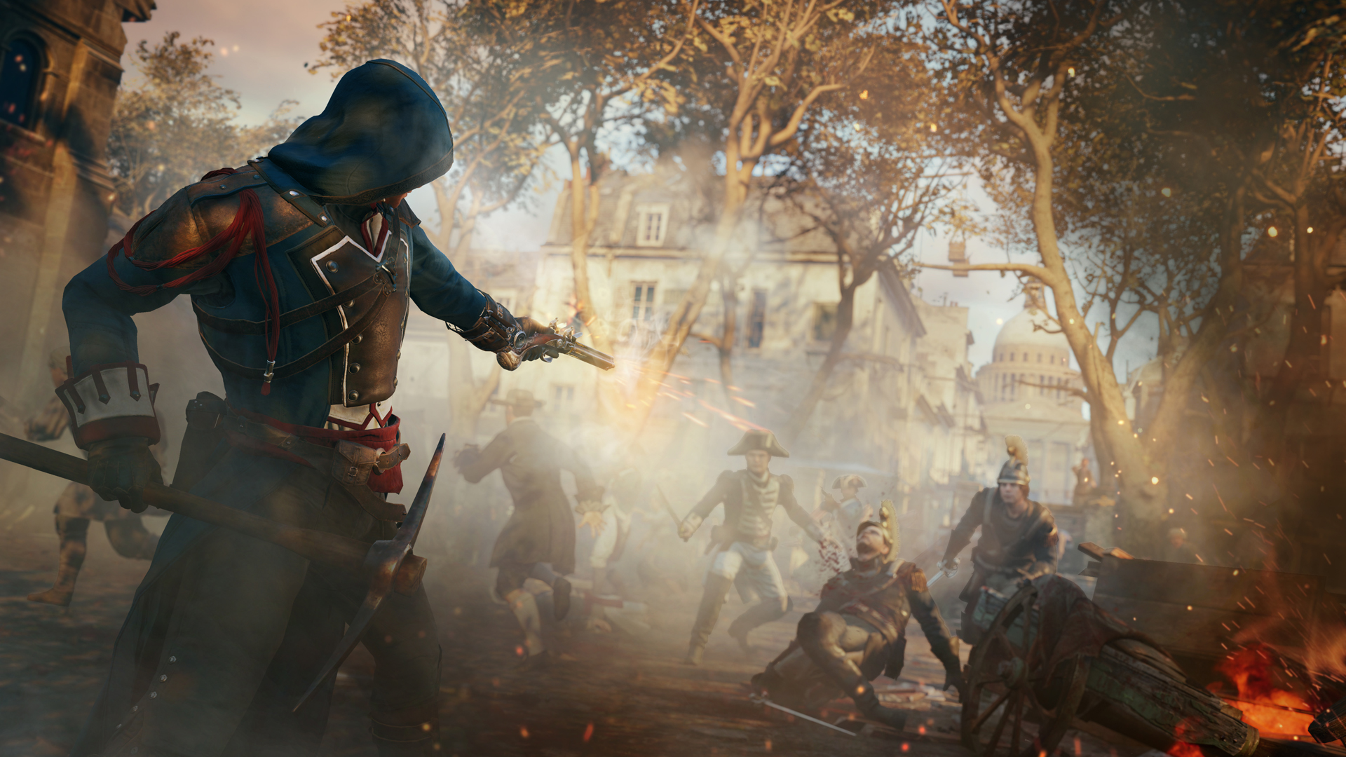Assassin's Creed Unity | игра для Xbox One