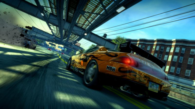 Burnout Paradise Remastered | игра для Xbox One