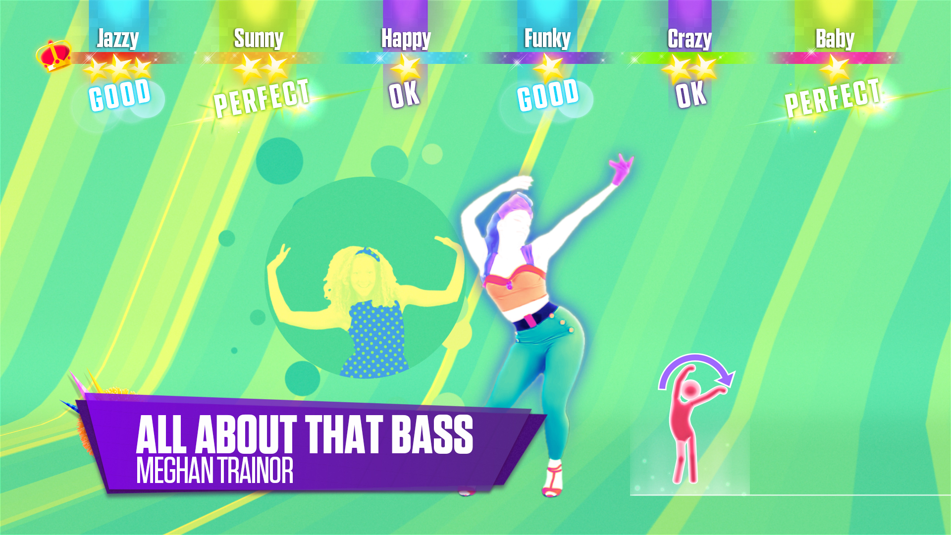 MOVE: Just Dance 2016 | игра для PS4