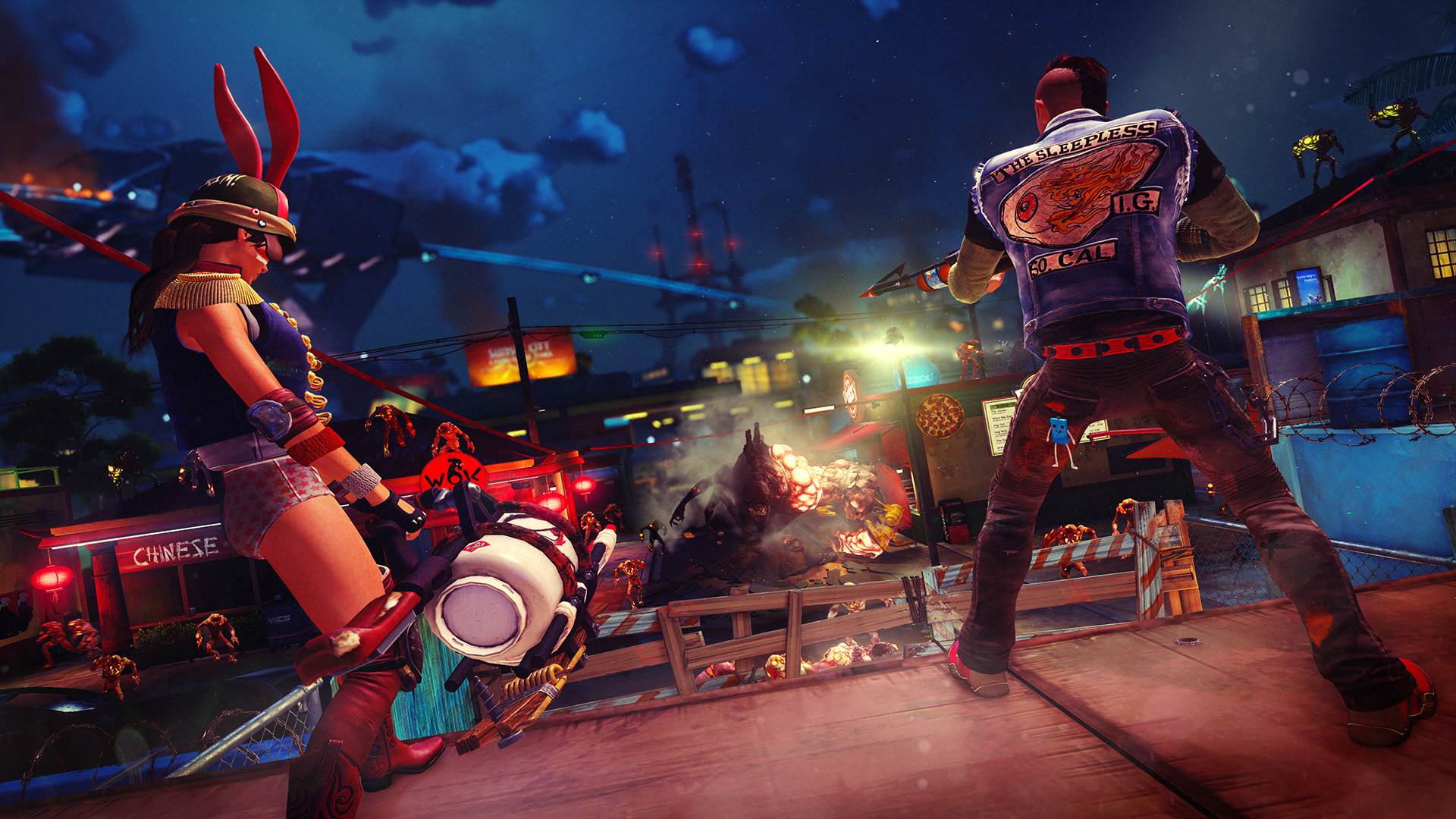 sunset overdrive (xboxone)