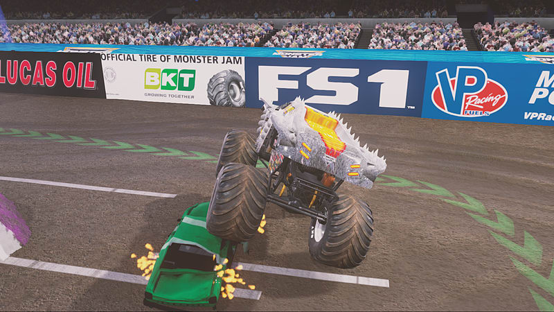 Monster Jam: Crush It | игра для PS4
