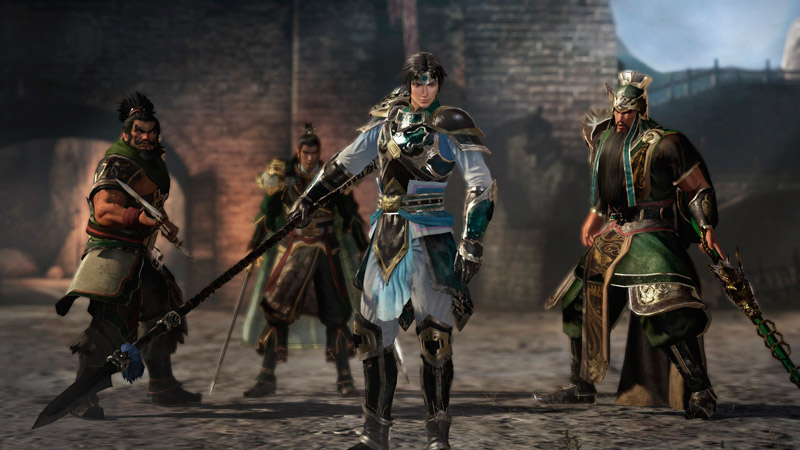 Dynasty Warriors 8: Xtreme Legends Complete Edition | игра для PS4