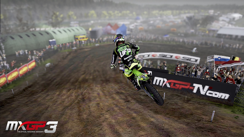 MXGP - The Official Motocross Videogame | игра для PS4