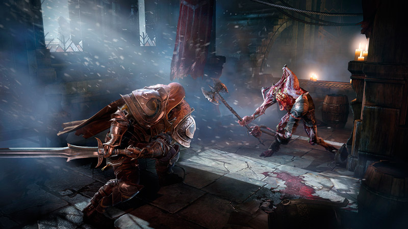 Lords of the Fallen | игра для PS4