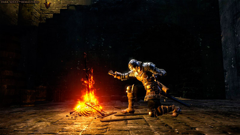Dark Souls Trilogy | игра для PS4