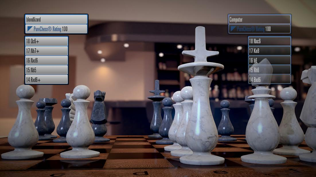 Pure Chess | игра для PS4