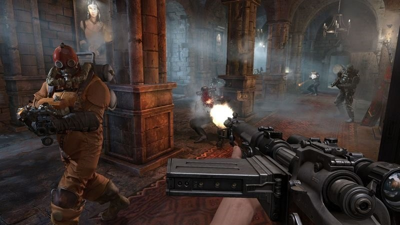 Wolfenstein: The New Order + The Old Blood - Double Pack | игра для PS4