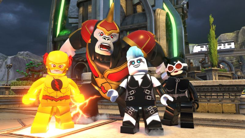 LEGO DC Super-Villains | игра для PS4
