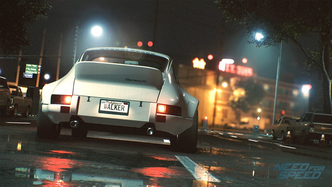 Need for Speed | игра для Xbox One
