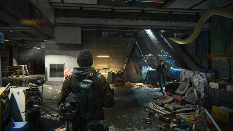 Tom Clancy's The Division | игра для PS4