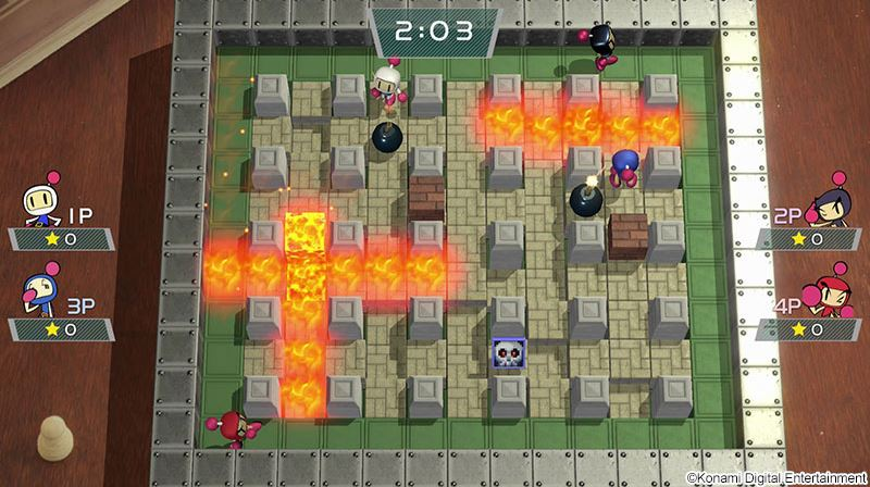 Super Bomberman R | игра для nintendo switch