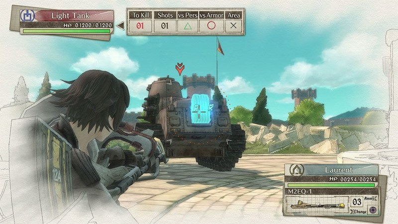 Valkyria Chronicles 4 | игра для Nintendo Switch