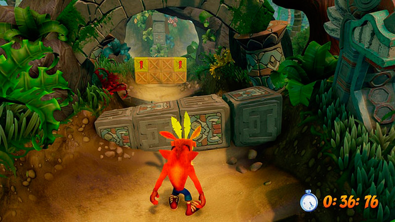 Crash Bandicoot N'sane Trilogy | игра для nintendo switch