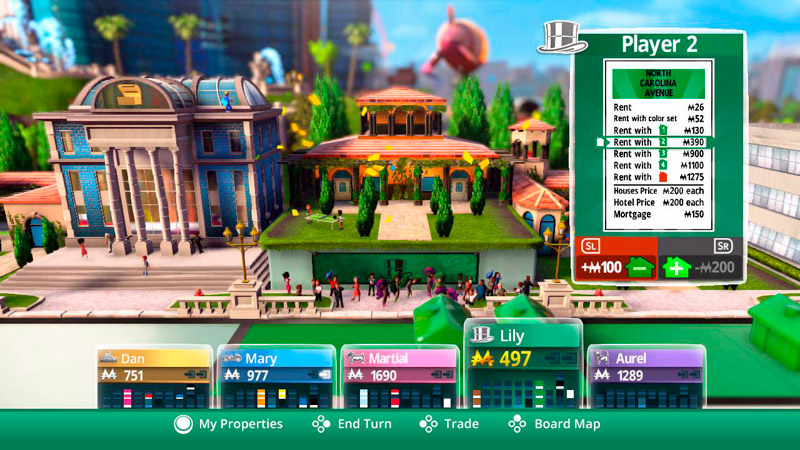 Monopoly | игра для nintendo switch