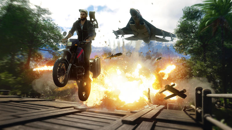 Just Cause 4 | игра для Xbox One