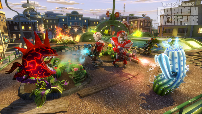 Plants vs. Zombies Garden Warfare (PS4)
