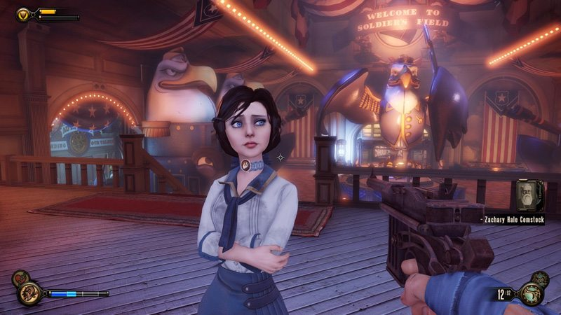 Bioshock Collection. Disc 2. Bioshock Infinite | б.у. игра на PS4