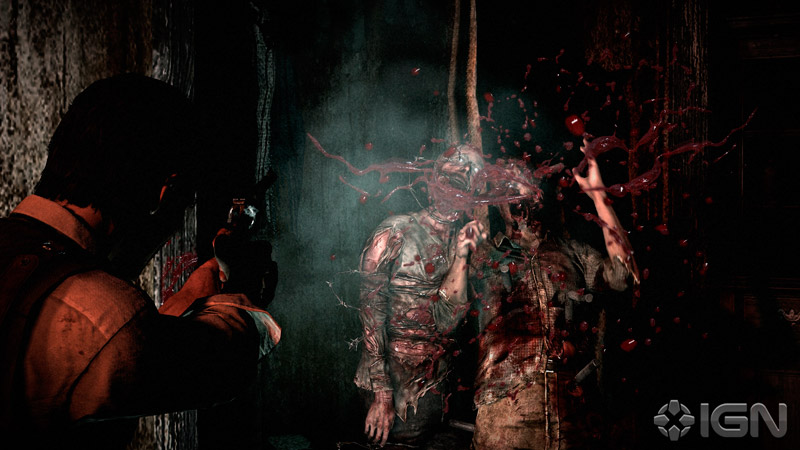The Evil Within | игра для PS4