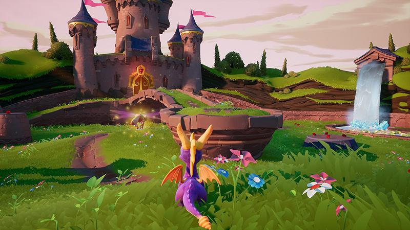 Spyro Trilogy Reignited | игра для Xbox One