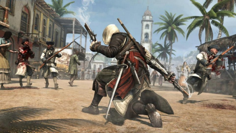 Assassin's Creed IV Black Flag | игра для PS4