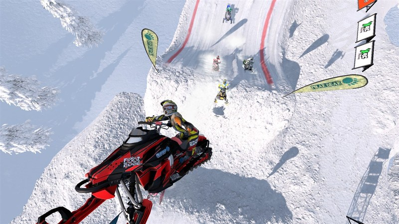 Snow Moto Racing Freedom | игра для nintendo switch