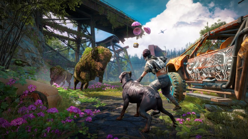 Far Cry New Dawn | игра для PS4