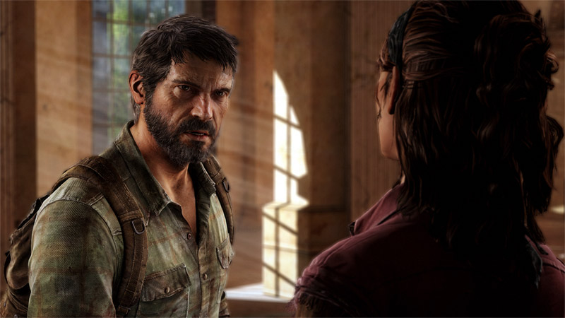 The Last of Us Remastered (eng) | б.у. игра на PS4