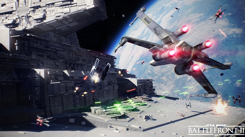 Star Wars: Battlefront II | игра для Xbox One