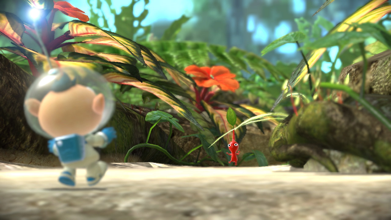 Pikmin 3 Deluxe | игра для Nintendo Switch