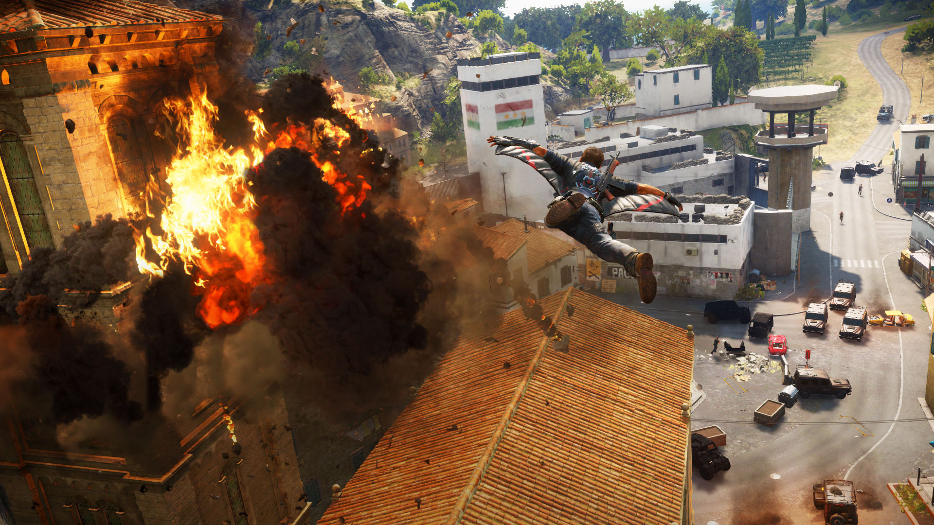 Just Cause 3 | игра для xbox one