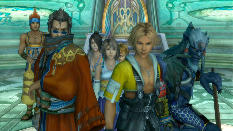 Final Fantasy X/X-2 HD Remaster Limited Edition (PS4)
