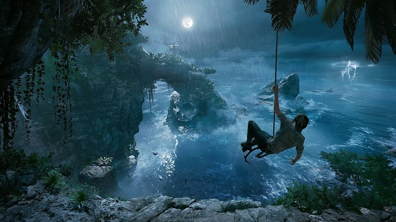 Shadow of the Tomb Raider | игра для PS4