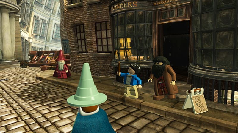 LEGO Harry Potter Collection | игра для PS4