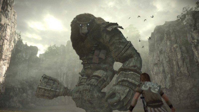 Shadow of the Colossus | б.у. игра на PS4