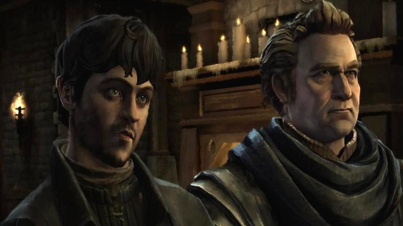 Game of Thrones: A Telltale Games Series | игра для PS4