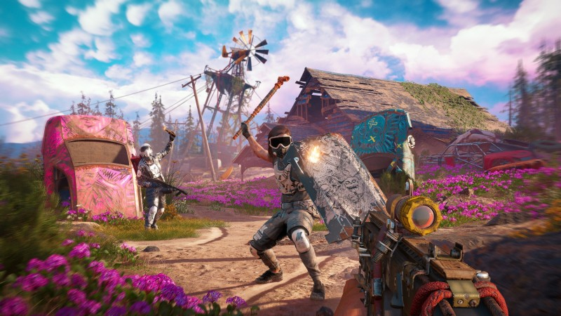 Far Cry New Dawn | игра для Xbox One