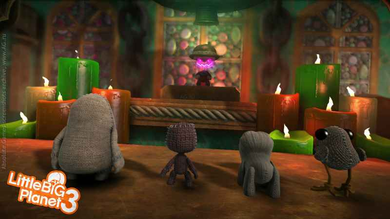 Little Big Planet 3 | игра для PS4