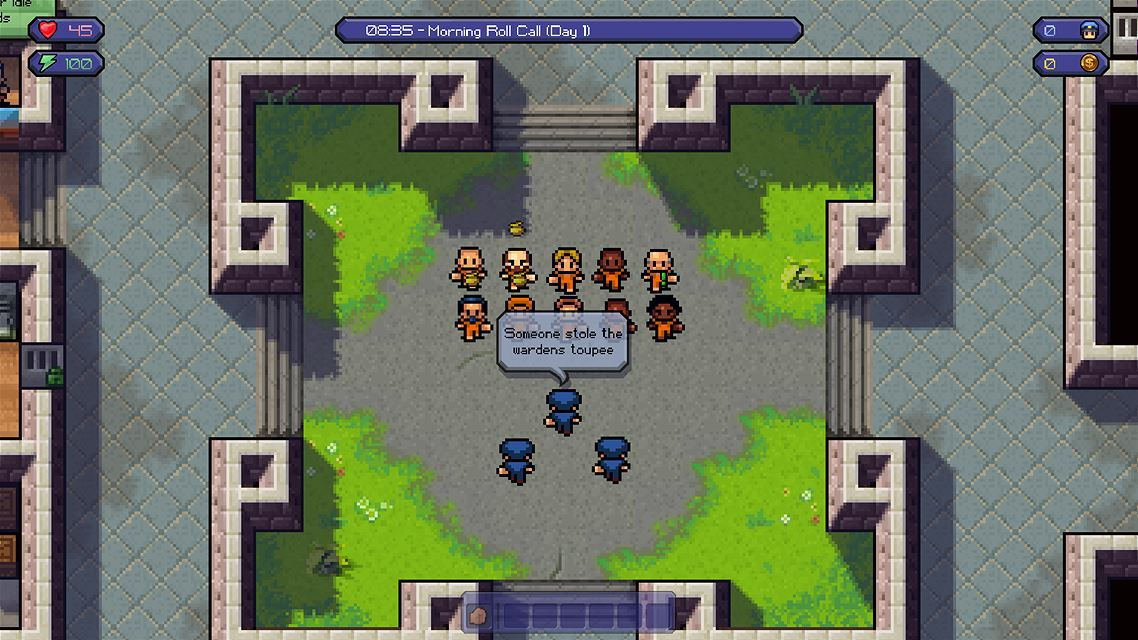 the escapists | игра для PS4