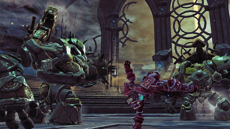 Darksiders 2: Deathinitive Edition | игра для PS4