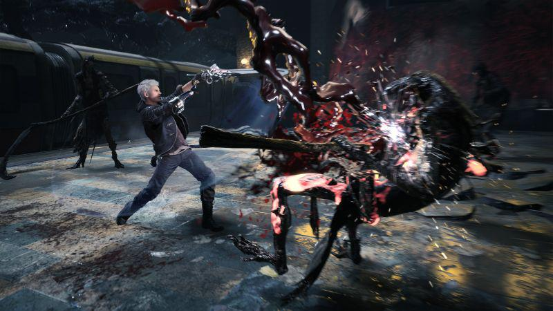Devil May Cry 5 | игра для PS4