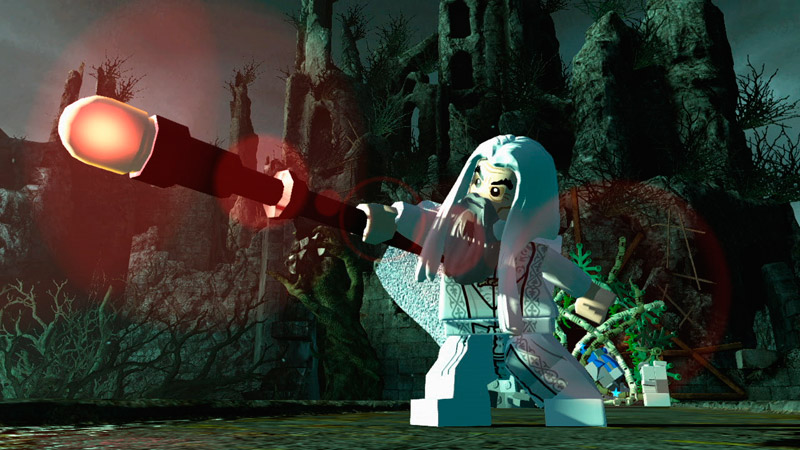 LEGO The hobbit (хоббит) (PS4)