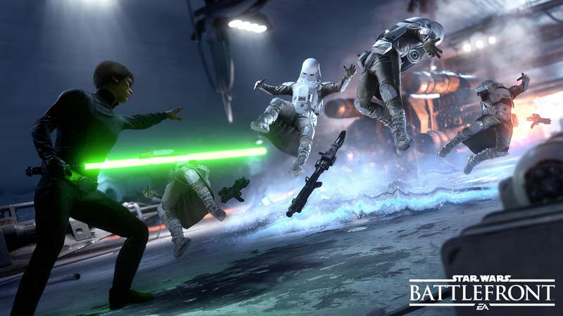 Star Wars Battlefront | игра для Xbox One