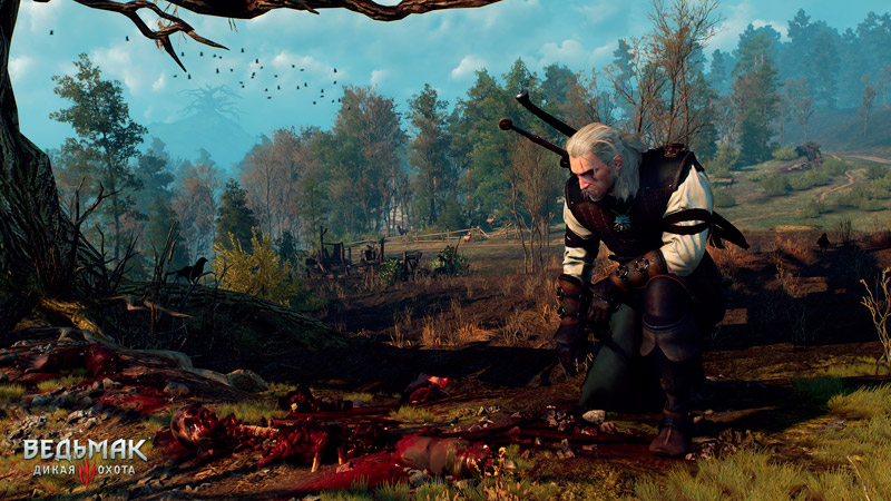 The Witcher 3 Wild Hunt - Game of the Year Edition | игра для PS4