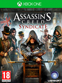 Assassin's Creed Syndicate (Синдикат) |  б.у. для Xbox One
