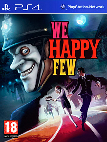 We Happy Few | игра для PS4
