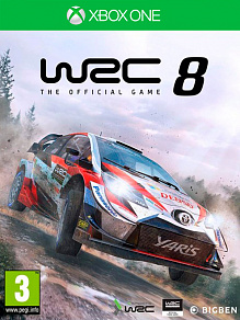 WRC 8 FIA World Rally Championship | игра для Xbox One