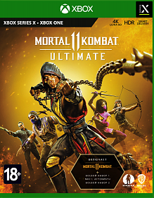Mortal Kombat 11 Ultimate | игра для Xbox One